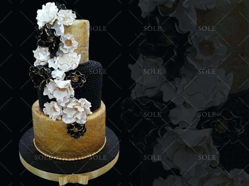 Торт Sole Праздничный торт №56 - фото 1