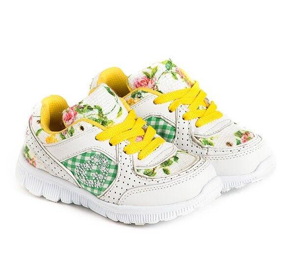 Обувь детская Monnalisa Ботинки для девочки 8C7039 7614 0141 - фото 1