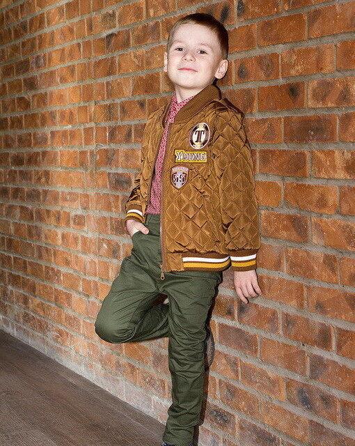 Верхняя одежда детская Джерри Джой Куртка для мальчика А016 - фото 2