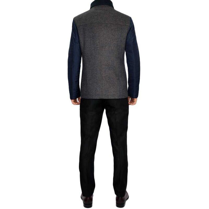 Верхняя одежда мужская Galano Куртка комбинированная демисезонная - фото 2