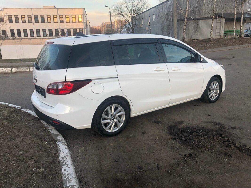 Прокат авто Mazda 5 2015 г. - фото 4