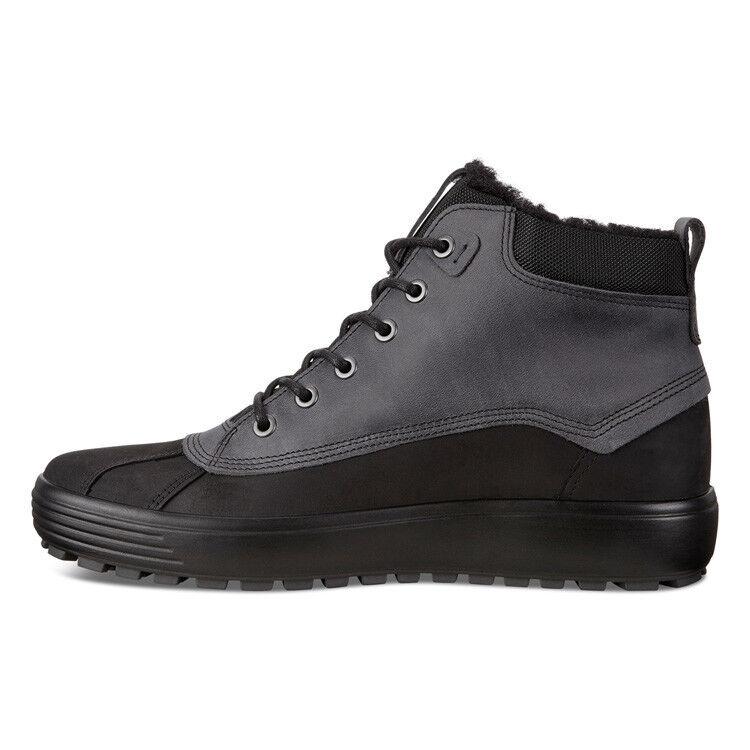 Обувь мужская ECCO Кеды высокие SOFT 7 TRED 450124/51052 - фото 2