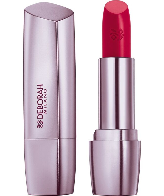 Декоративная косметика Deborah Milano Помада-блеск для губ Milano Red Shine №5 - фото 1