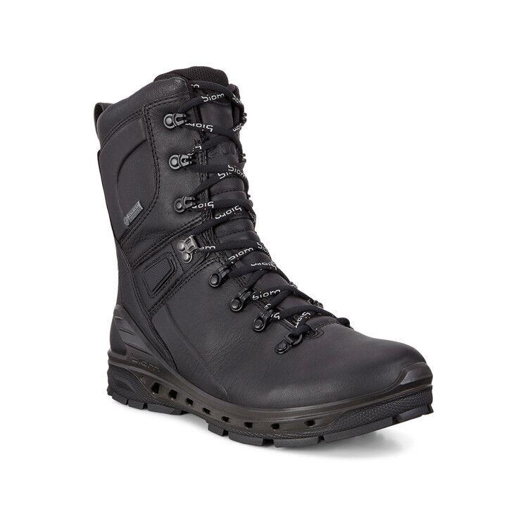 Обувь мужская ECCO Ботинки высокие BIOM VENTURE TR 854634/01001 - фото 1
