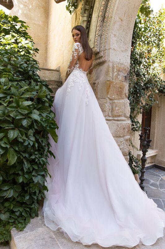 Свадебное платье напрокат Eva Lendel Valentine - фото 2