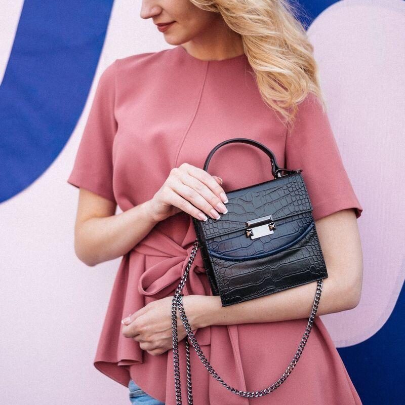 Магазин сумок Vezze Кожаная женская сумка C00532 - фото 1