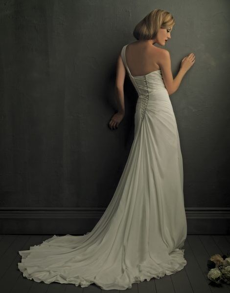 Свадебное платье напрокат Allure Bridals Платье свадебное 8702 - фото 2