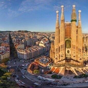 Туристическое агентство Внешинтурист Экскурсионный авиатур SP12avia  «Три Королевства из Барселоны» - фото 1