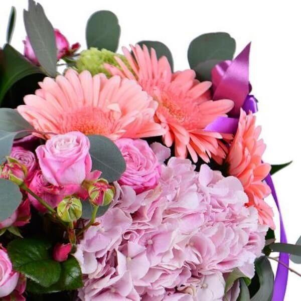 Магазин цветов Букетная Букет «Первое свидание» - фото 3