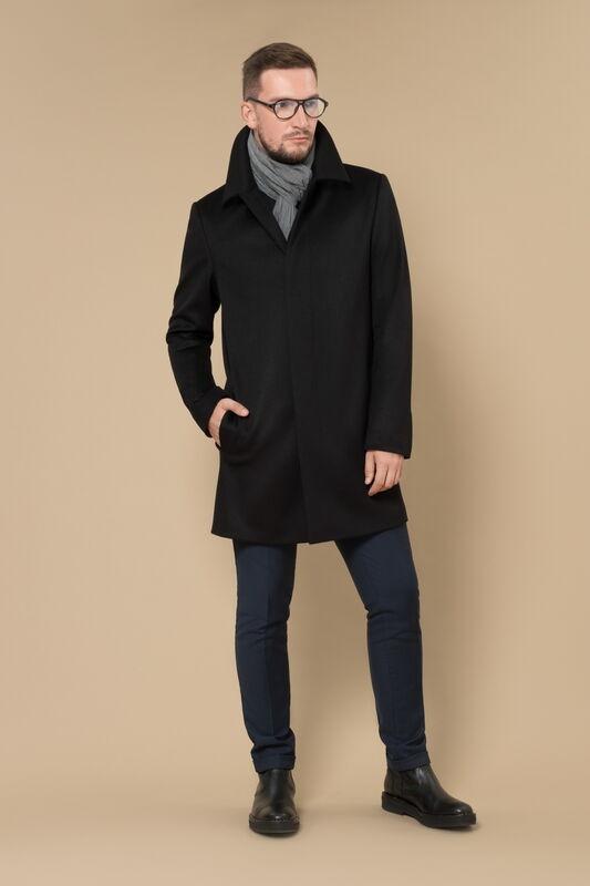 Верхняя одежда мужская Etelier Пальто мужское демисезонное 1М-8601-1 - фото 1