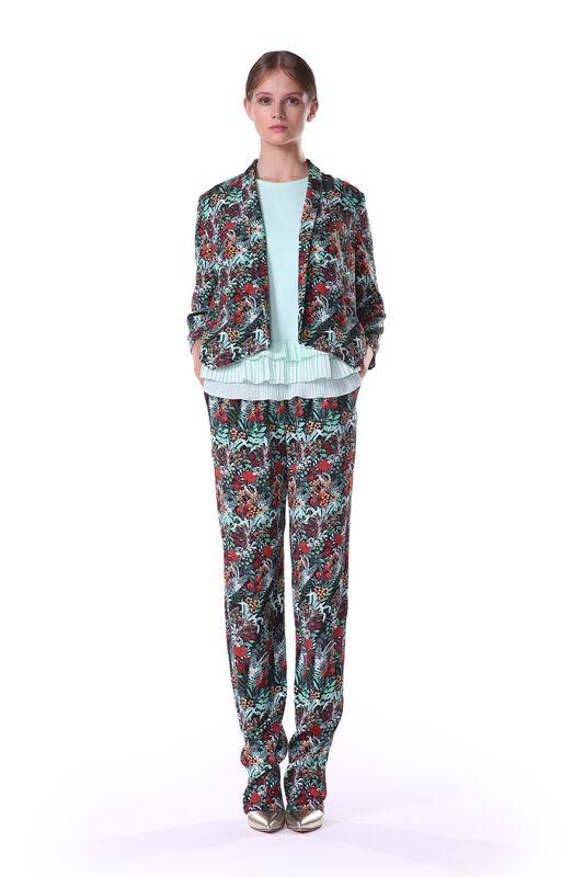 Пиджак, жакет, жилетка женские Isabel Garcia Жакет BK1249 - фото 1
