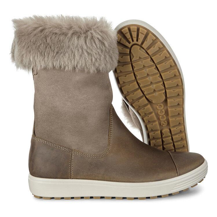 Обувь женская ECCO Сапоги SOFT 7 TRED 450143/57511 - фото 8