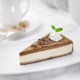 Торт ФМ «Престиж» Чизкейк «Шоколад» - фото 1