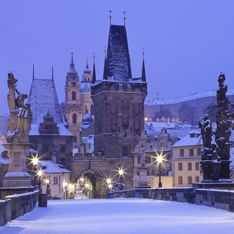 Туристическое агентство ТрейдВояж Автобусный экскурсионный тур CZE B03 «Рождественский уикенд в Праге» - фото 1