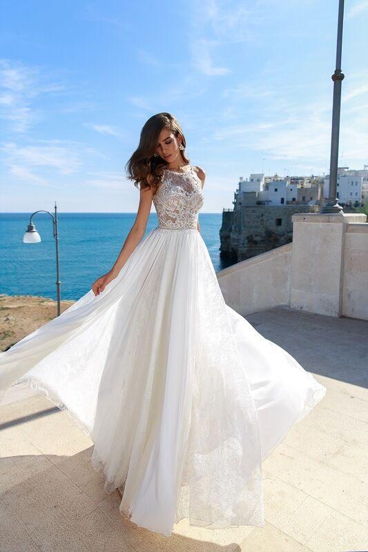 Свадебное платье напрокат ALIZA свадебное платье Susi - фото 1
