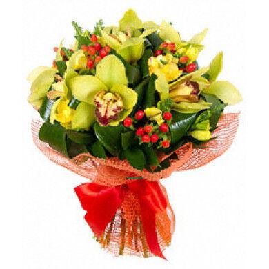 Магазин цветов Фурор Букет «Интуиция» - фото 1
