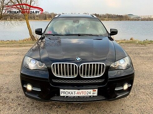 Прокат авто BMW X6 2011 - фото 2