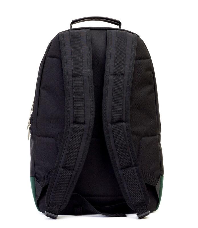 Магазин сумок Studio 58 Рюкзак молодежный с отделением для ноутбука черный 9007 - фото 2