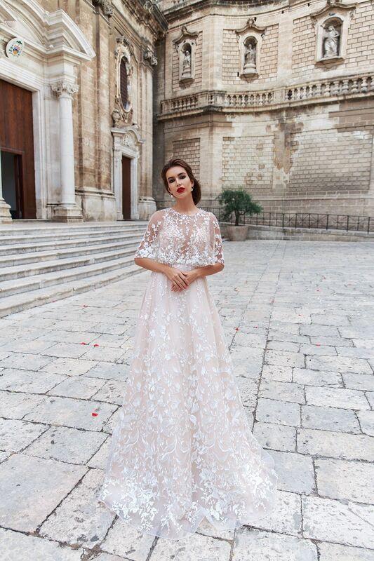 Свадебное платье напрокат ALIZA Adona - фото 1