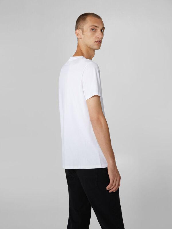 Кофта, рубашка, футболка мужская Trussardi Футболка мужская 52T00380-1T003076 - фото 2