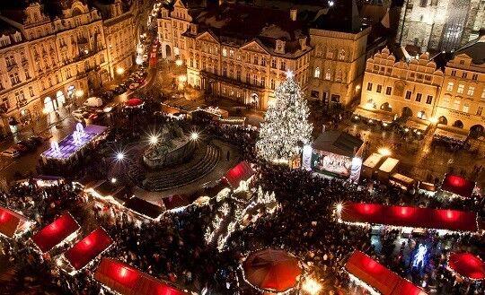 Туристическое агентство Элдиви Волшебный Новый год в Праге! - фото 4