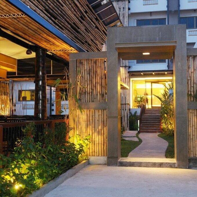 Туристическое агентство Denvi Travel Пляжный авиатур в Таиланд, о. Пхукет, Bamboo House 3* - фото 1