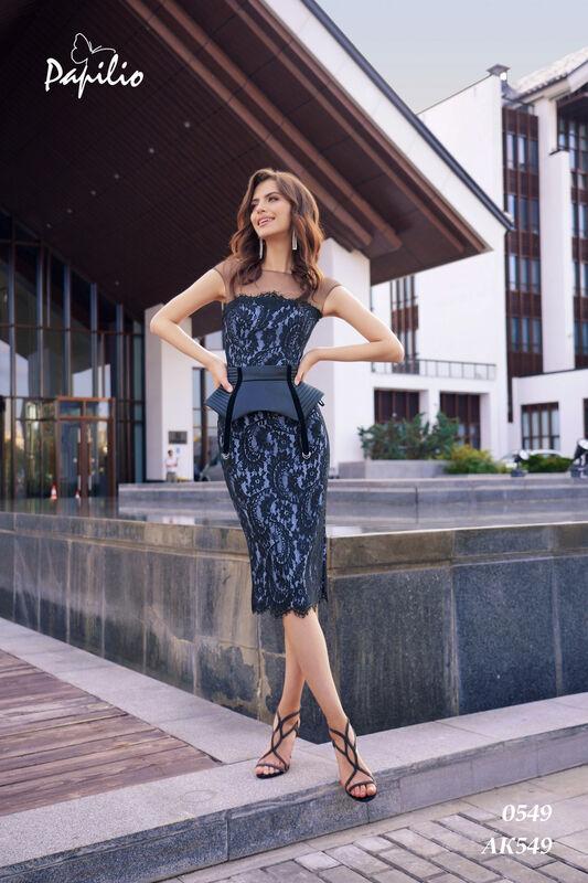 Вечернее платье Papilio Вечернее платье 0549,АК549 - фото 1