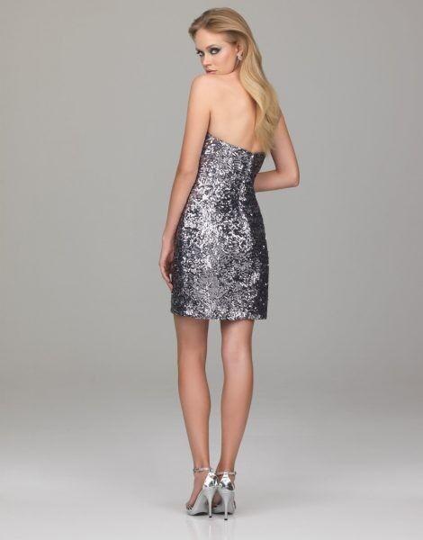 Вечернее платье Madison James Вечернее платье A543 - фото 2