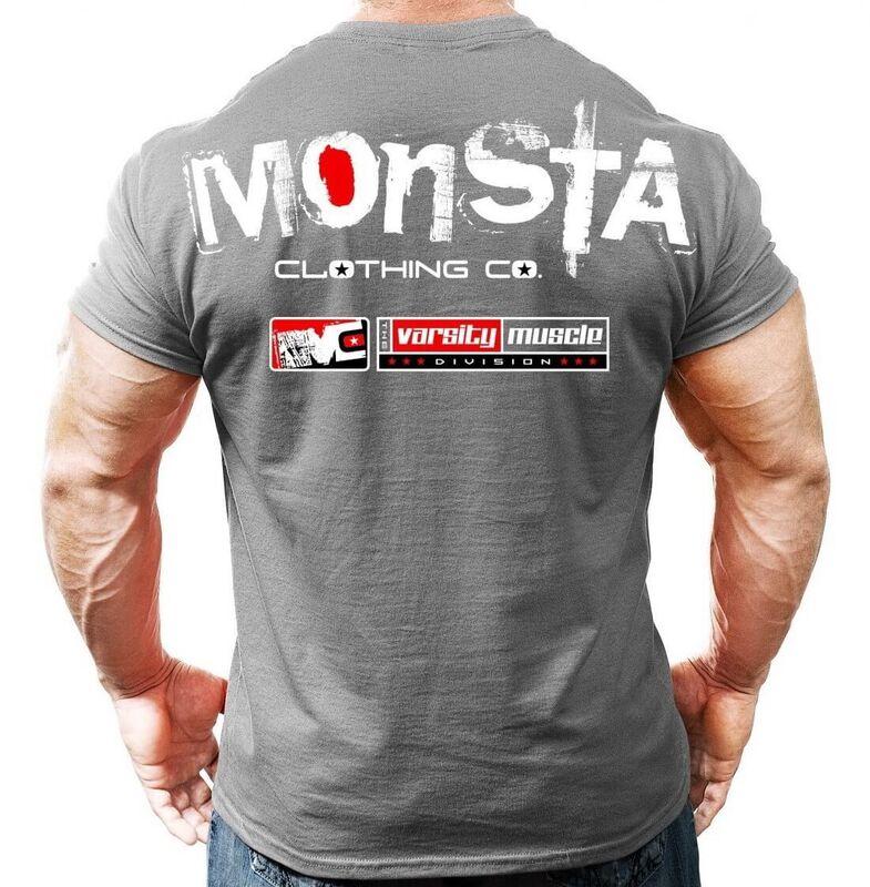 Спортивная одежда Monsta Футболка M34 - фото 4