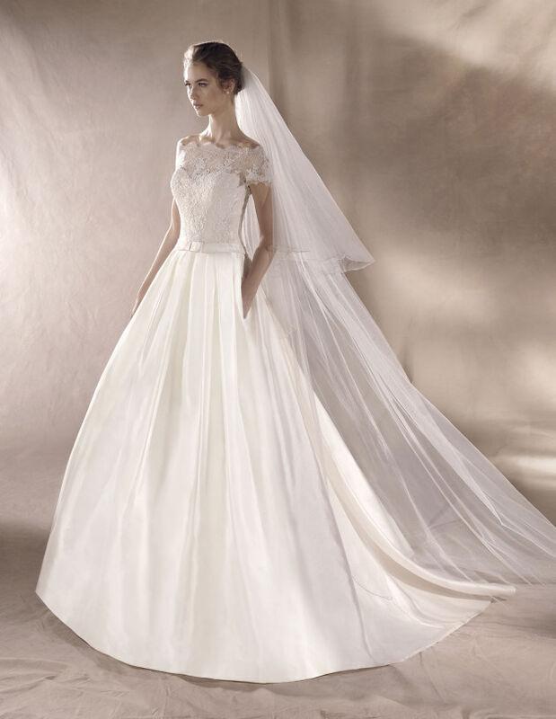 Свадебное платье напрокат White One (Pronovias) Свадебное платье Sami - фото 1