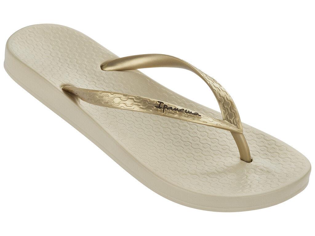 Обувь женская Ipanema Сланцы Anatomic Tan Fem 81030-23097 - фото 1