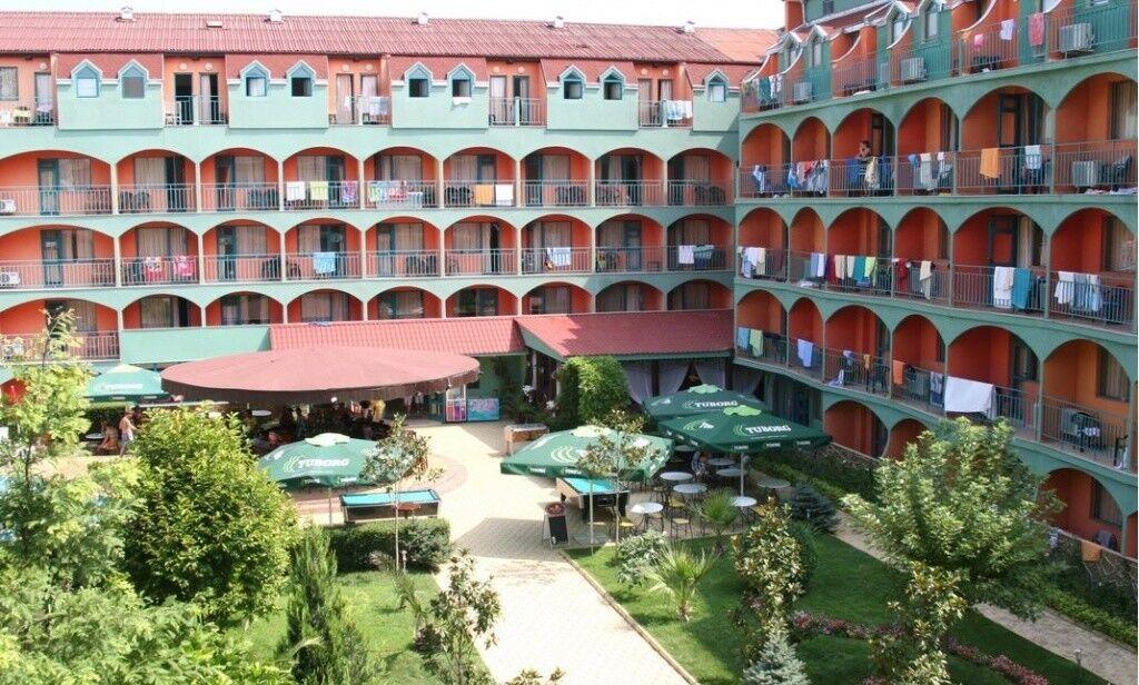 Туристическое агентство Санни Дэйс Пляжный авиатур в Болгарию, Солнечный Берег, Jasmin Club/Kokiche Hotel 3* - фото 1