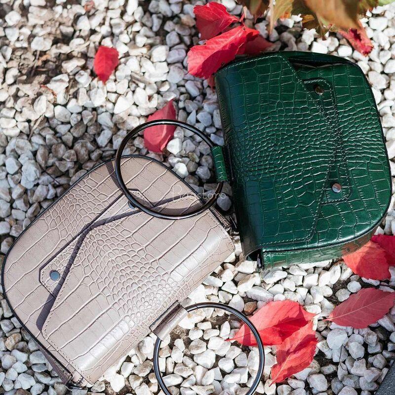 Магазин сумок Vezze Кожаная женская сумка C00536 - фото 2
