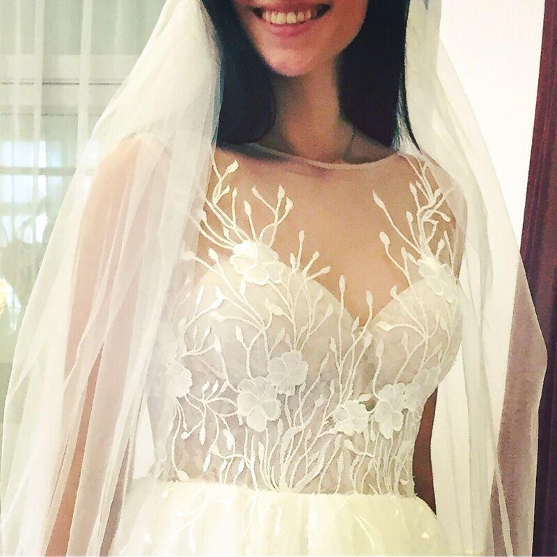 Свадебный салон Vanilla room Свадебное платье Элиза - фото 3