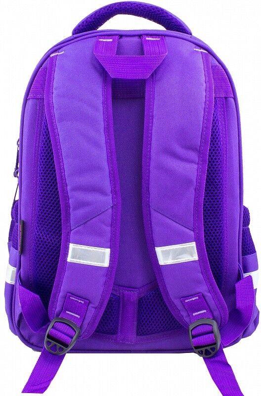 Магазин сумок Winner Рюкзак школьный фиолетовый 906 - фото 3