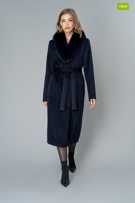 Верхняя одежда женская Elema Пальто женское утепленное 6-9024-1 - фото 1