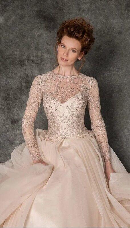 Свадебное платье напрокат Edelweis Платье свадебное «Nevada» - фото 2