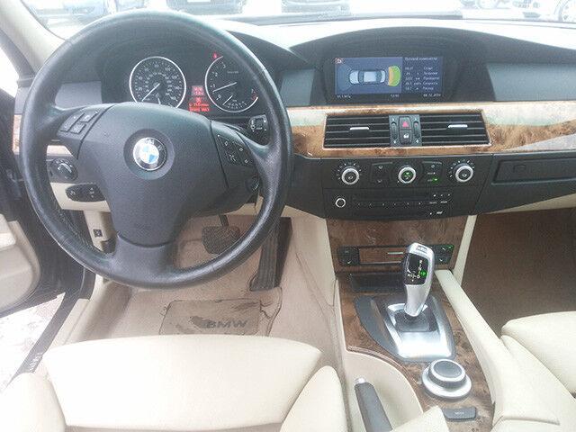 Прокат авто BMW 5-й серии - фото 3