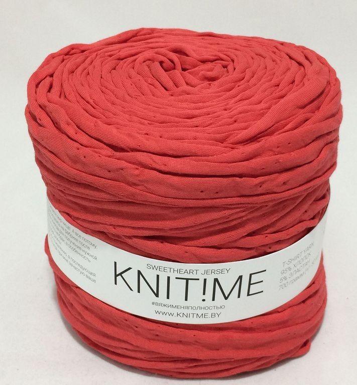 Товар для рукоделия Knit!Me Ленточная пряжа Sweetheart Jersey - SJ066 - фото 1