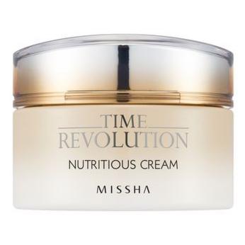 Уход за лицом Missha Time Revolution Nutritious Крем для лица питательный - фото 1