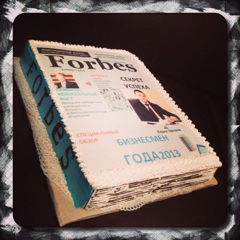 Торт МЕГАТОРТ Торт «Forbes» - фото 1