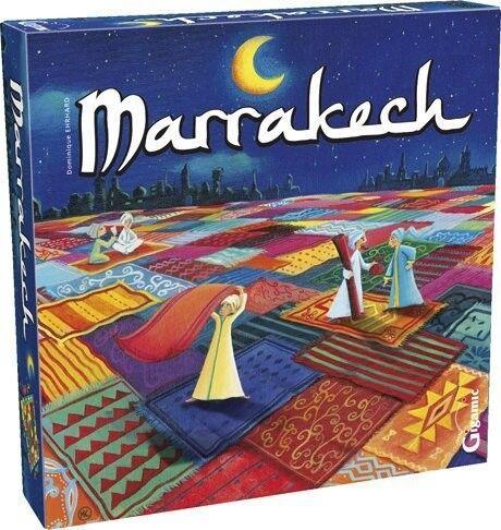 Подарок на Новый год Gigamic Игра настольная «Марракеш» - фото 1