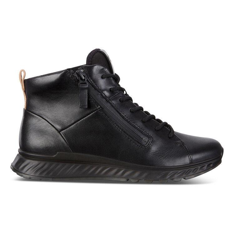 Обувь женская ECCO Кроссовки высокие ST1 836153/01001 - фото 3