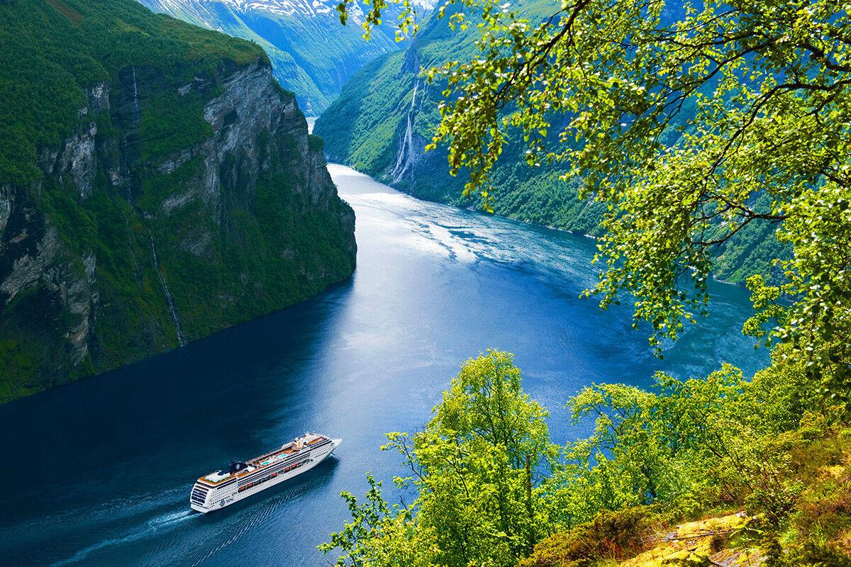 Туристическое агентство Боншанс SR - Экспресс-тур в Норвегию по отличной цене! - фото 3