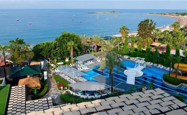 Туристическое агентство Куда? Подальше! Пляжный авиатур в Турцию, Аланья, Sealife Buket Beach Hotel 5* - фото 6
