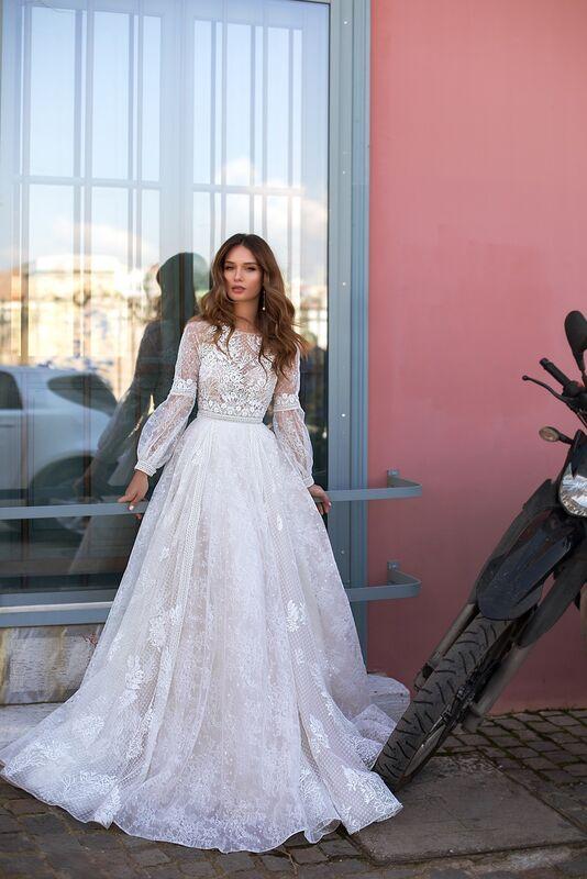"Свадебный салон ALIZA свадебное платье ""Frozinnye"" - фото 3"