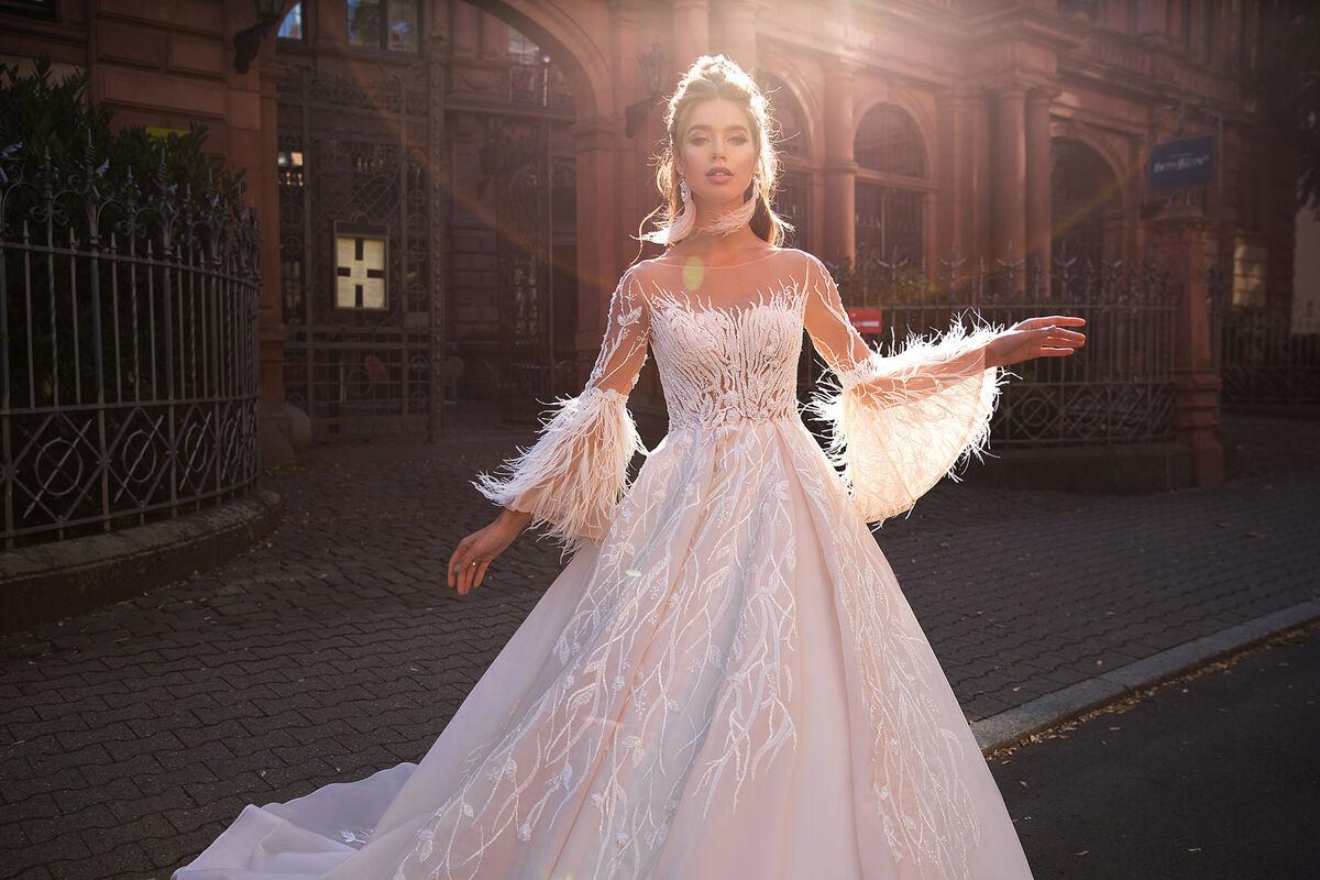 Свадебный салон Vanilla room Свадебное платье Абигайль - фото 2