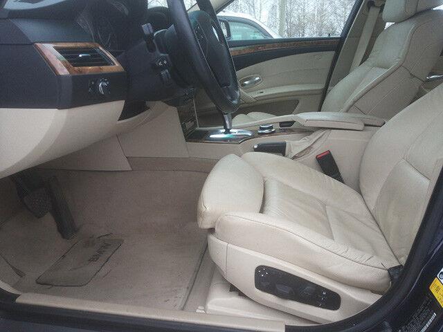 Прокат авто BMW 5-й серии - фото 4