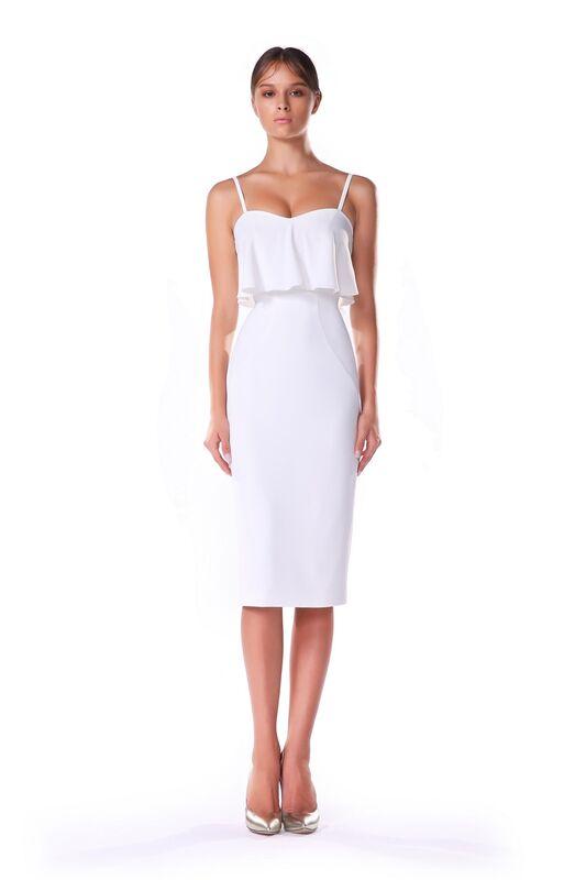 Платье женское Isabel Garcia Коктейльное платье BK1351 - фото 1