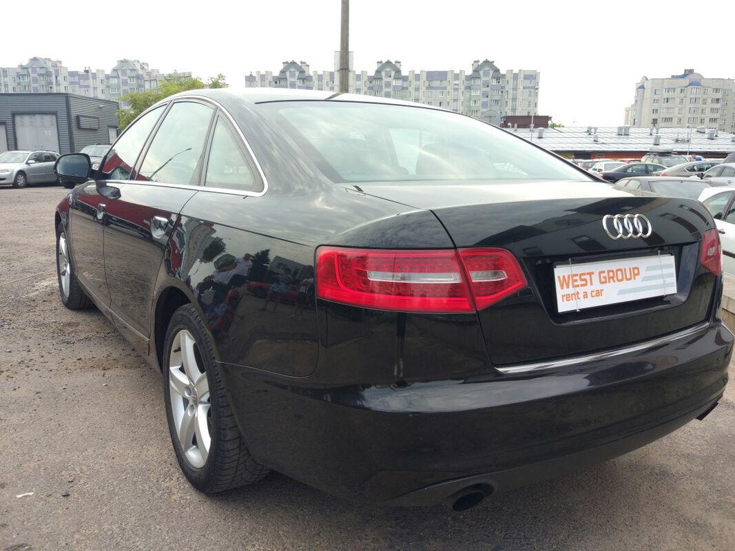 Аренда авто Audi A6 2009 - фото 3